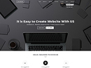 Black Label HTML template