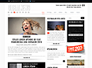 GlobalNews HTML Template
