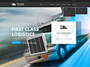 Transportation Bootstrap template