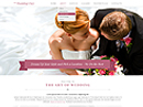 Wedding day Bootstrap template