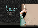 Dancing school Flash template ID: 300110093