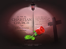 Church Flash template ID: 300110103