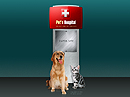 Pets hospital Flash template