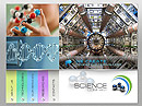 Science Flash Site Template