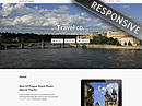 Travel co Free bootstrap templates