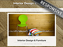 Interior Design Free bootstrap templates