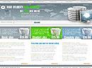 free Hostco. website template