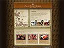 free Orientfood website template