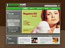 free Beauty saloon website template