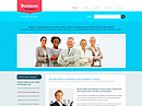 Business co HTML template