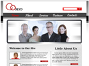 free Co Reyd website template
