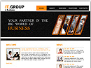 IT Group Free HTML template