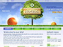 free Ecology website template