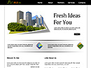 free Building co website template