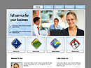 free Best service website template
