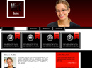 free Business co website template