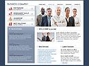 Business CompanyFree HTML template