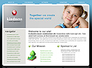 Charity Free html template