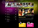 Night ClubFree HTML template