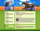 Tornado runFree HTML template