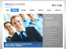 ProSolution Free HTML template