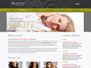 Beauty Free HTML template