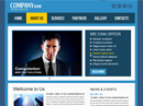 Company co Free HTML template