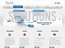 Solutions v2.5 Joomla templates
