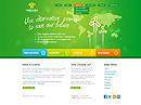 Alternative power v2.5 Joomla template