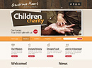 Charity v2.5 Joomla templates
