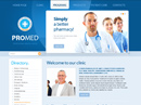 ProMed v2.5 Joomla Template