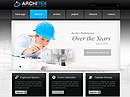 Architex v2.5 Joomla templates