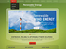 Energy co. v2.5 Joomla template