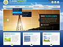 Clean Power v2.5 Joomla templates