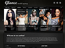 Model Agency v2.5 Joomla templates