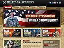 Military Academy v2.5 Joomla Template