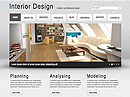 Interior Design v2.5 Joomla templates