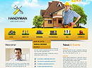Home repair v2.5 Joomla Template