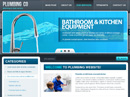 Plumbing co. v2.5 Joomla Template