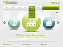 Green energy v2.5 Joomla templates