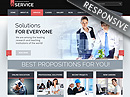Item number: 300111685 Name: Professional solution v3.0 Type: Joomla template