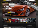 Car Repair v3 Joomla templates