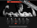 Fitness club v3 Joomla templates