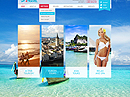 Travel v3 Joomla templates
