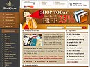 Book store HTML template