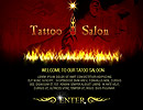 Tattoo Flash Site Template