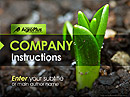 Agro Plus - Powerpoint templates, POWER POINT website templates