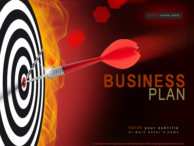 business plan microsoft template