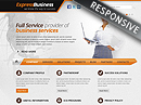 Item number: 300111560 Name: Express Business Type: Wordpress template