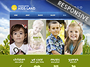 Kindergarten Land Wordpress templates
